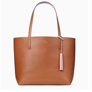 kate spade Bags - Kate Spade Lakeland Drive Leather Bag Reversible